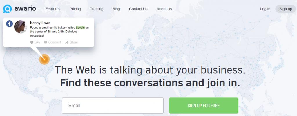 Awario - Top 25 Social Media Monitoring Tools