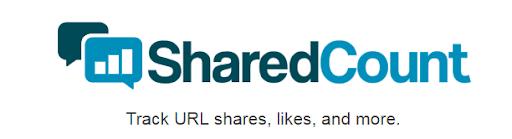 SharedCount - Top 25 Social Media Monitoring Tools