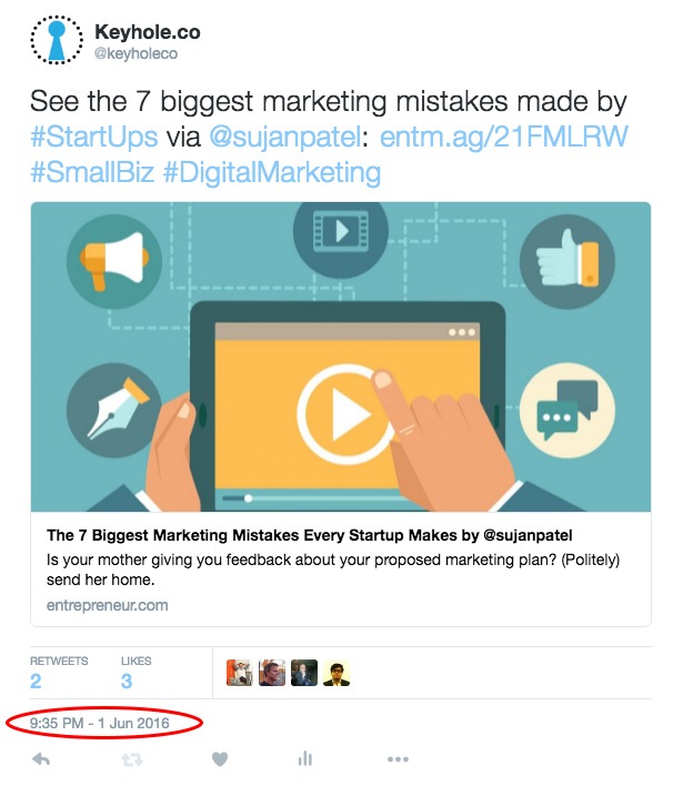 Off-Time Tweet - 75 Twitter for Business Uses