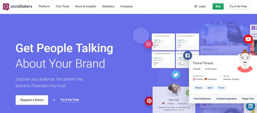 Socialbakers - Top 15 Instagram Analytics Tools and Metrics that Matter