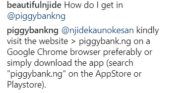Image of Piggybank linking signup