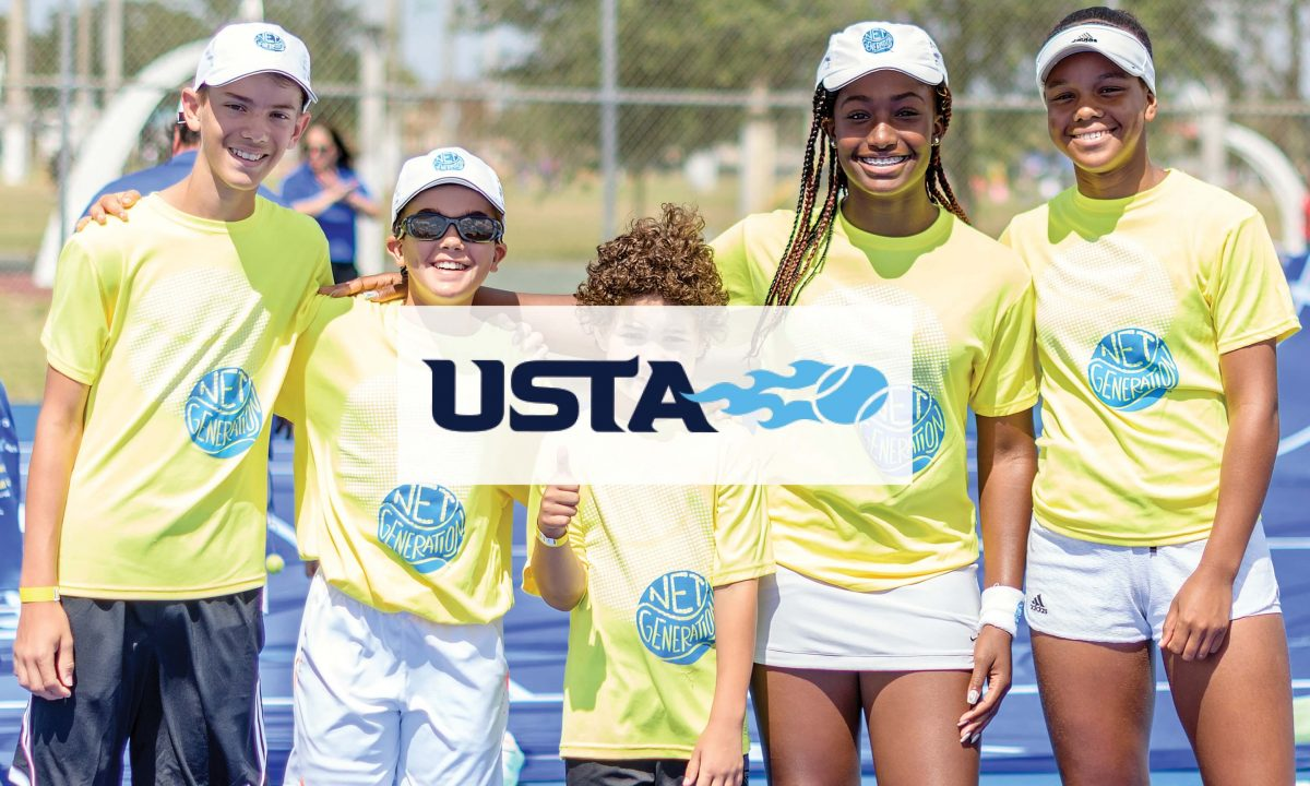 How the USTA is Leveraging Social Media to Reach the Next Generation of Tennis Players