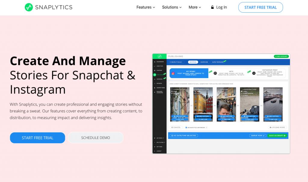 Snaplytics_screenshot_july2019