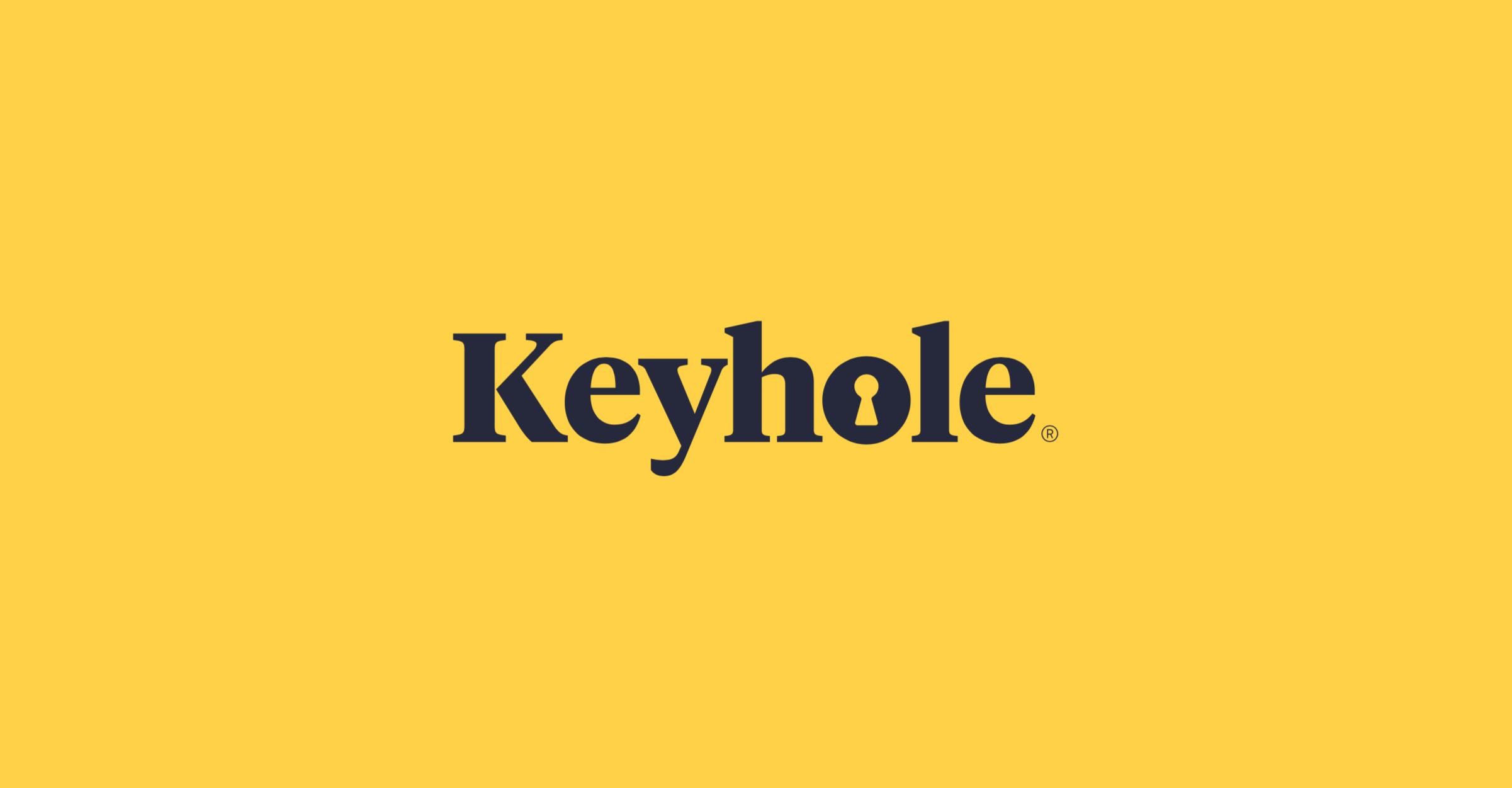 Keyhole_logo_yellow_background