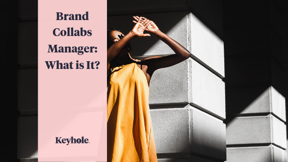 brand collabs manager: what is it?