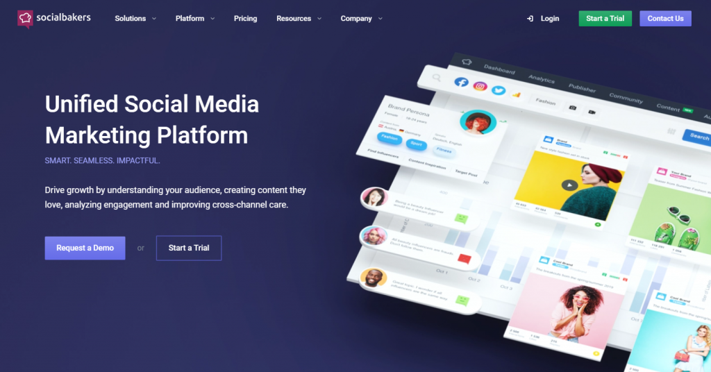 Social Media Tools - Social Listening Tools - Socialbakers