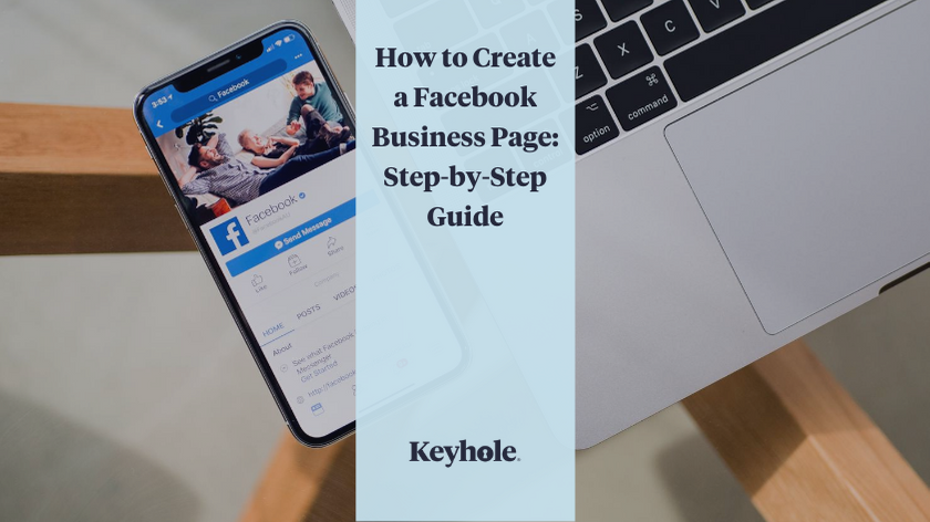 How to create a facebook business page - facebook analytics - Keyhole